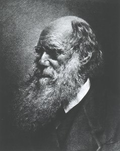 Charles Darwin. Courtesy of the National Library of Medicine.