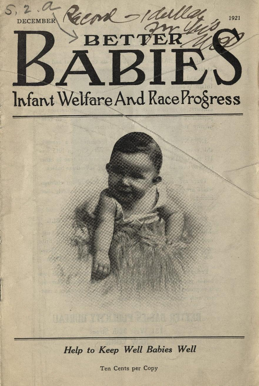 how to build better eugenics