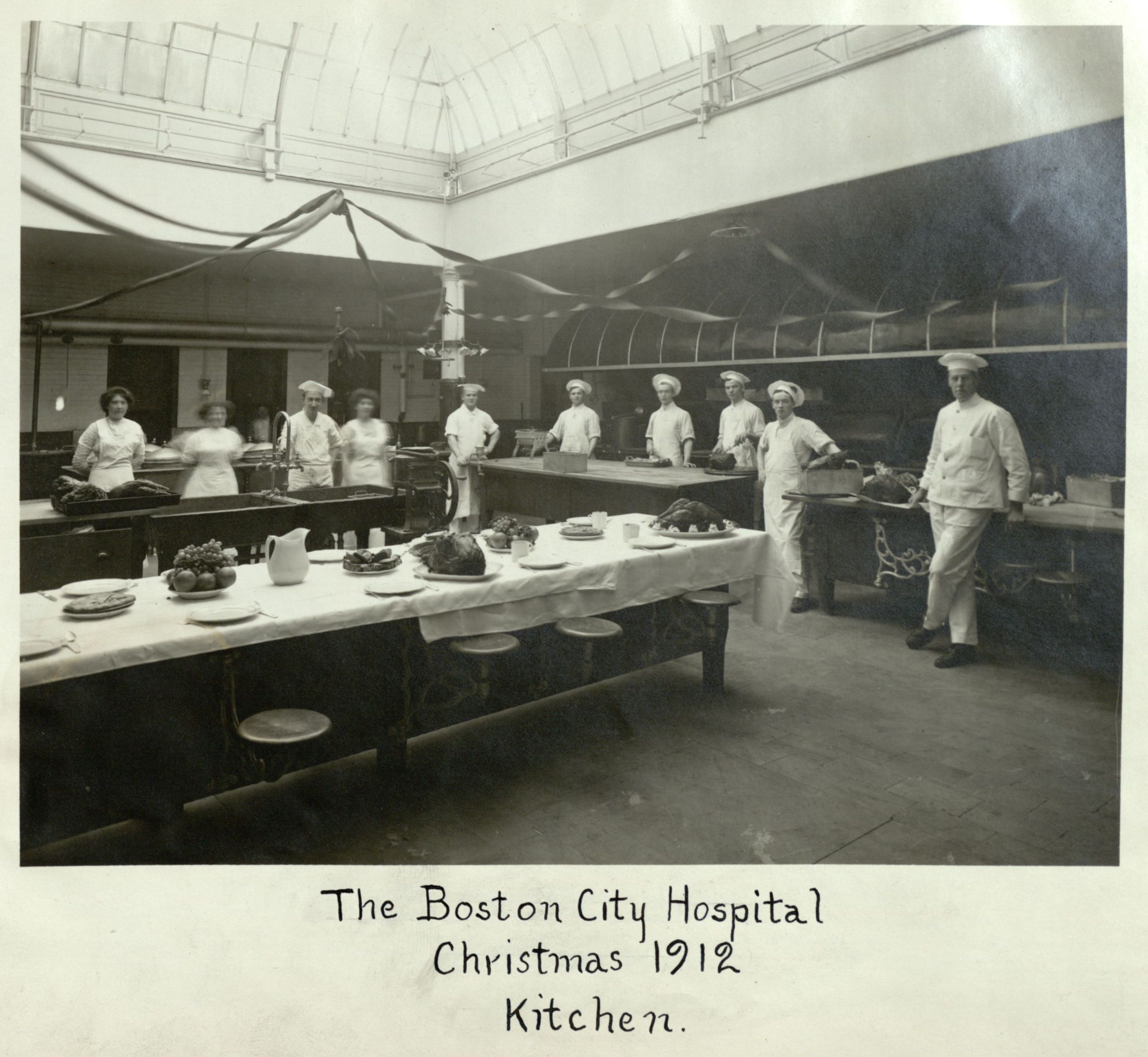 A history of the Boston City hospital from its foundation until 1904;