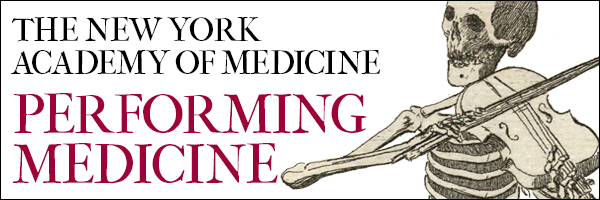 Header for Performing Medicine Festival