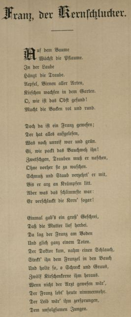 The original German text. Click to enlarge.