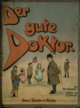 Cover of Der Gute Doktor. Click to enlarge.