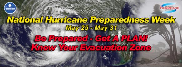 HurricanePreparednessWeek