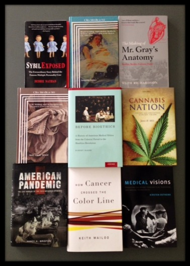 Nine of the library's new acquisitions. Click to enlarge.