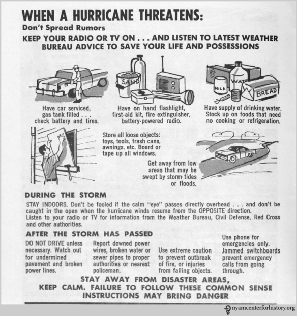 "From                        ""Timely Tips When Disaster Strikes,"" Judge Sherman G. Finesilver (1969)"