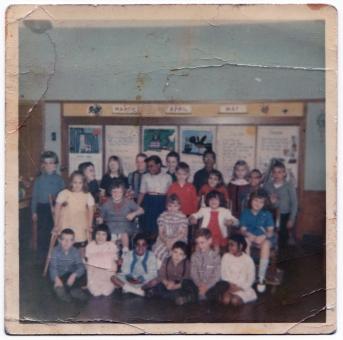 A class at the Condon School. Photo courtesy of Riva Lehrer.