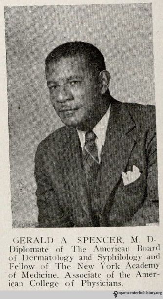 Gerald Spencer. From A Medical Symphony.