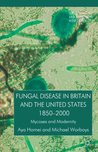 Cover image for Fungal Disease in Britain and the United States 1850-2000
