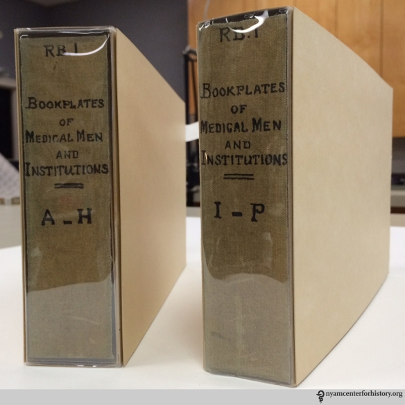 Mylar-spine wrappers with encapsulated original spine pieces.