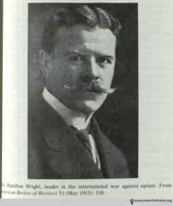 Hamilton Wright. In Morgan, Drugs in America. A Social History 1800-1980.
