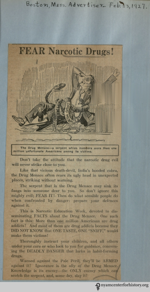 From the library's scrapbook of 1926-1927 newspaper clippings. Click to enlarge.