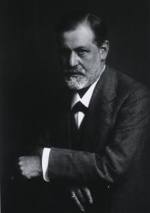 4.Sigmund Freud (1856–1939), photograph by Max Halberstadt, n.d., from NLM's Images from the History of Medicine, Image Order Number B012346.