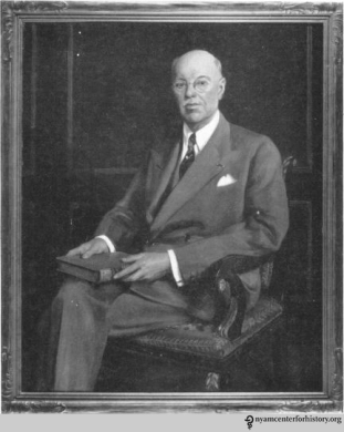 "Portrait of Dr. Fenwick Beekman. In Annan, G. L. (1961) ""The Fenwick Beekman Collection."" Bulletin of the New York Academy of Medicine 37(4):  277–280."