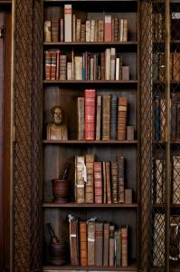 NYAM Library, Rare Book Room photos by Amy Hart © 2012