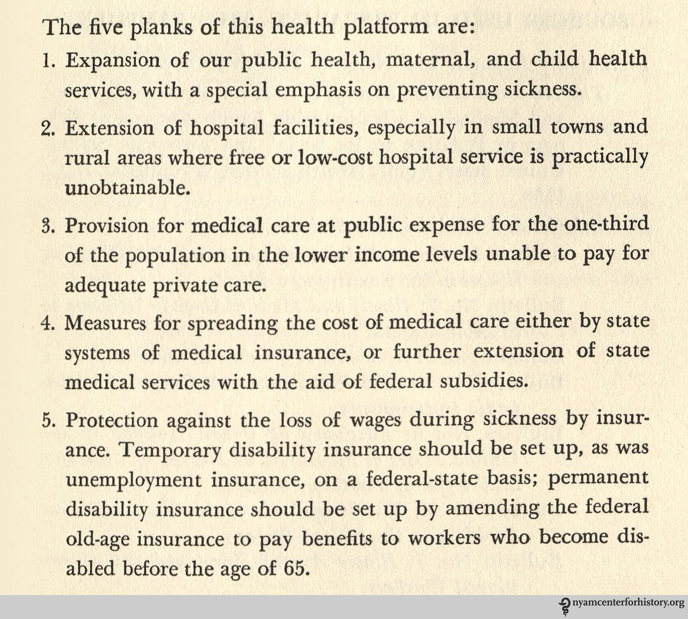 From: Ratliff Beulah Amidon, Us Public Health Service Who Can Afford  Health?