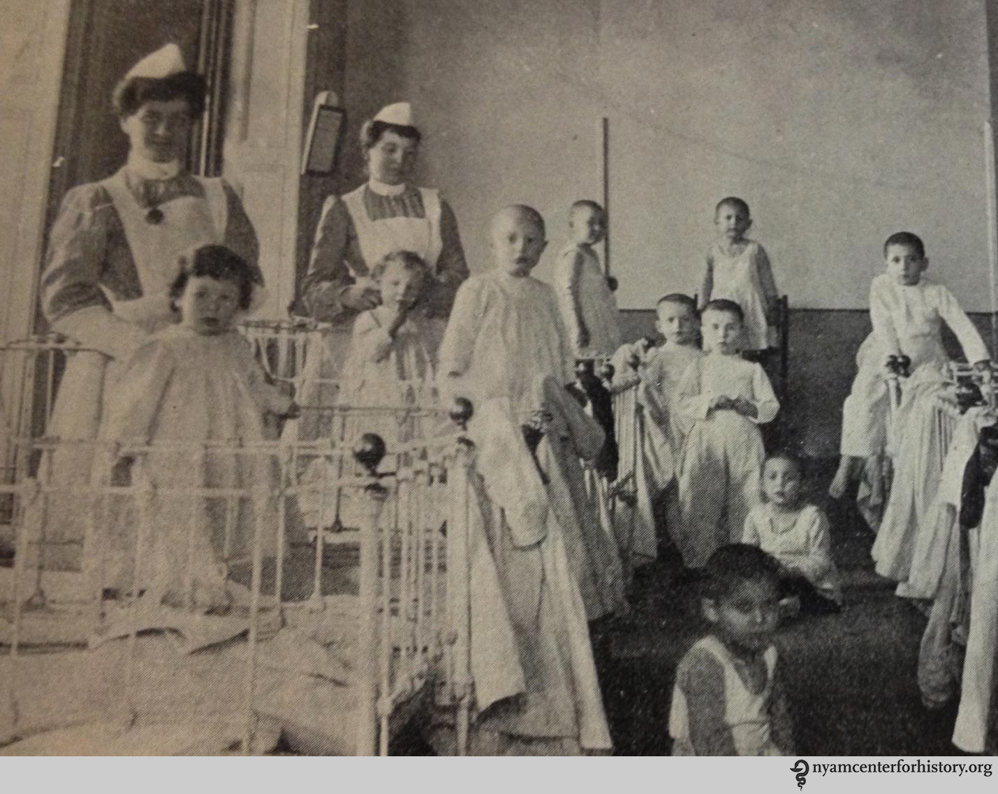X Raying Orphans Fictionalizing Medical History In Orphan
