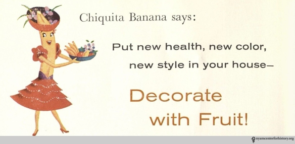 "From ""Chiquita Banana's Cookbook,"