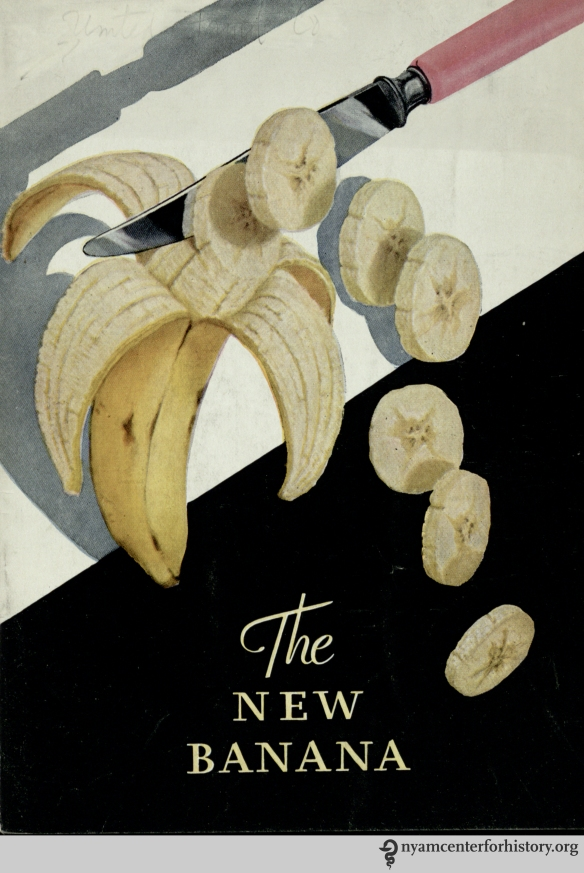 """""""The New Banana,"""" 1931."""