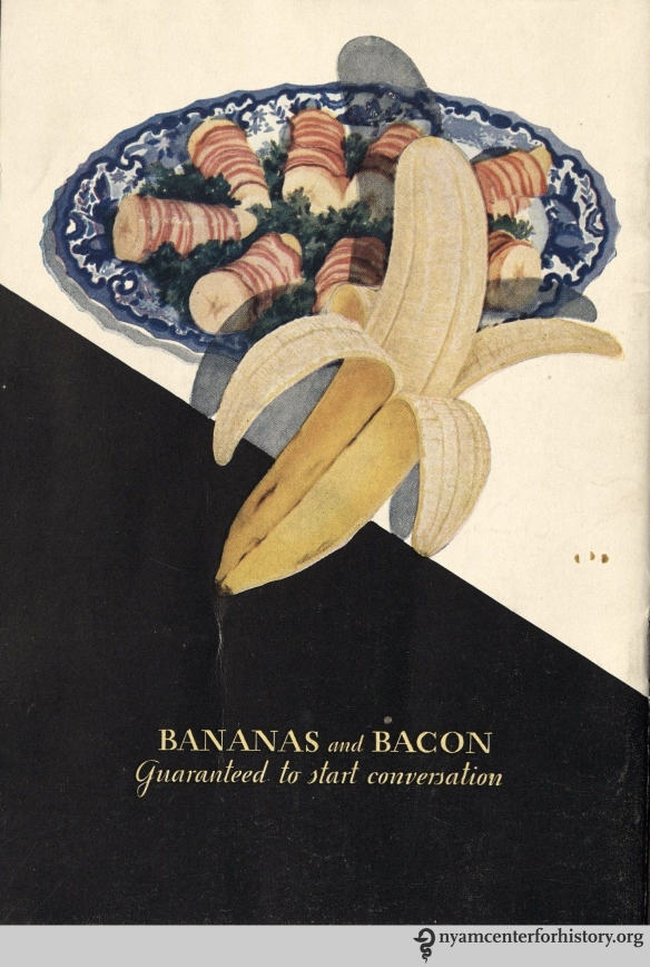 "From ""The New Banana,"" 1931."