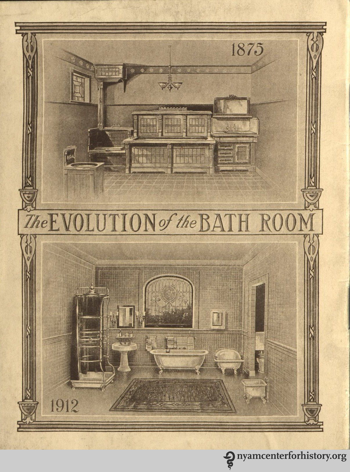 The Evolution of the Bath Room | Books, Health and History