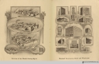 Pages 22-23, The Evolution of the Bath Room, circa 1912.