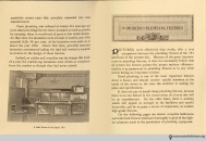 Pages 8-9, The Evolution of the Bath Room, circa 1912.