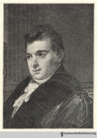David Hosack. In: Eliot, Portraits of Noted Physicians of New York, 1750-1900.