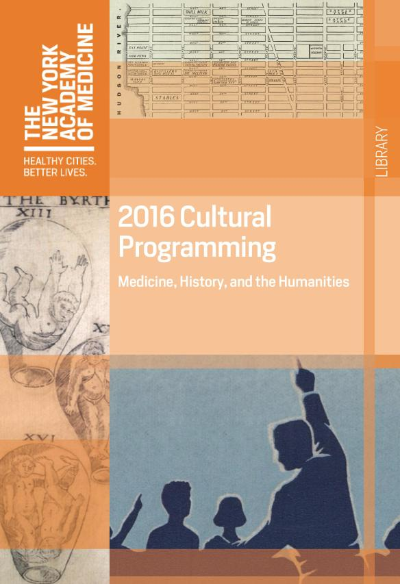 Click to download the 2016 Cultural Programming brochure.