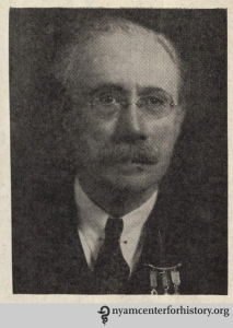 Cree, WJ. In memoriam: Hugo Erichsen M.D. Detroit Medical News. 1944;36(12):9.