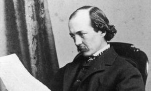 Frederick Law Olmsted in the 1860s. From http://architecture.about.com/od/greatarchitects/p/olmsted.htm.