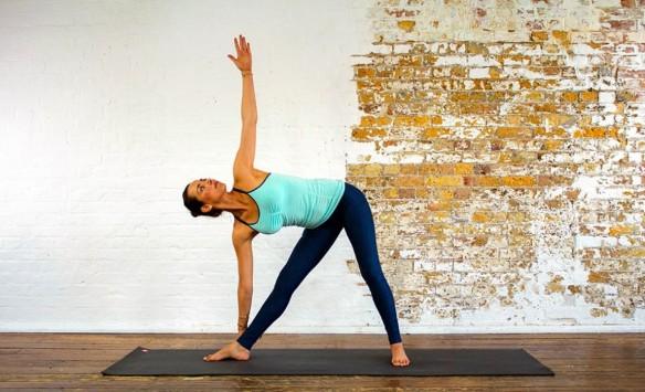 Right triangle pose. Yoga.com. https://yoga.com/pose/right-triangle-pose Accessed April 28, 2016.