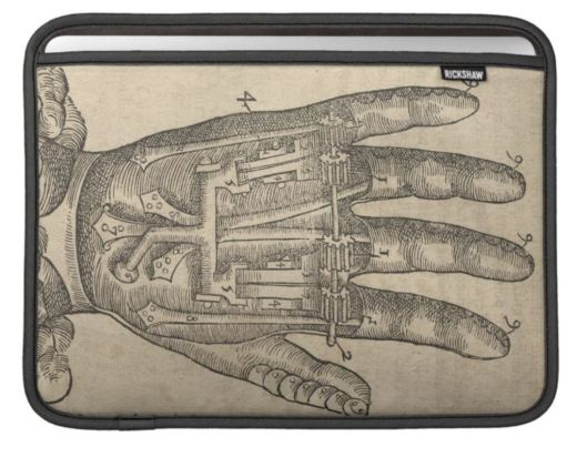 atrifical-hand-laptop-case