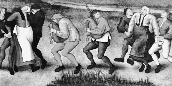Brueghel_dancingMania