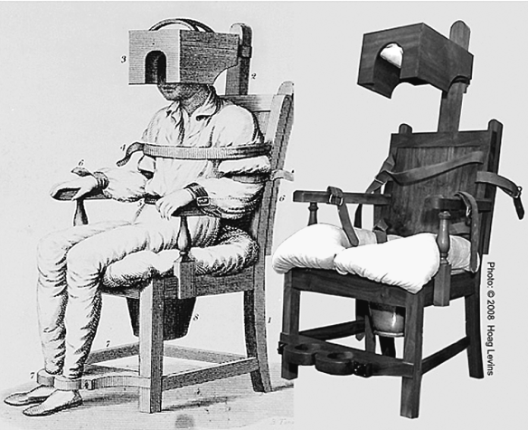 Restraining Chair