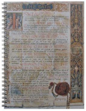 Oath Notebook