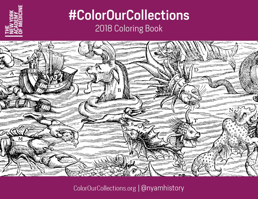 New York Academy Of Medicine Colorourcollections 2018