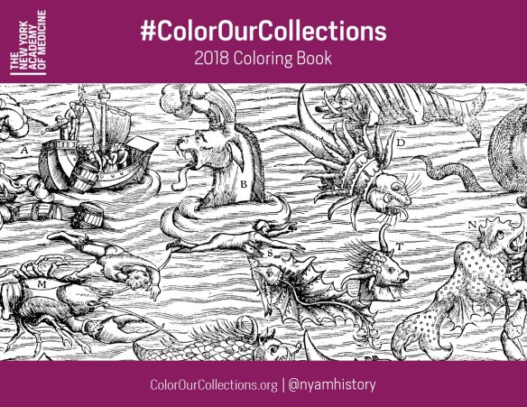 New York Academy of Medicine_ColorOurCollections_2018