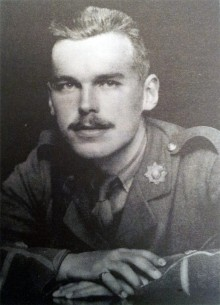 Capt Kingsley Doyle portrait