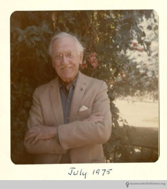 Charles Terry Butler in July 1975.