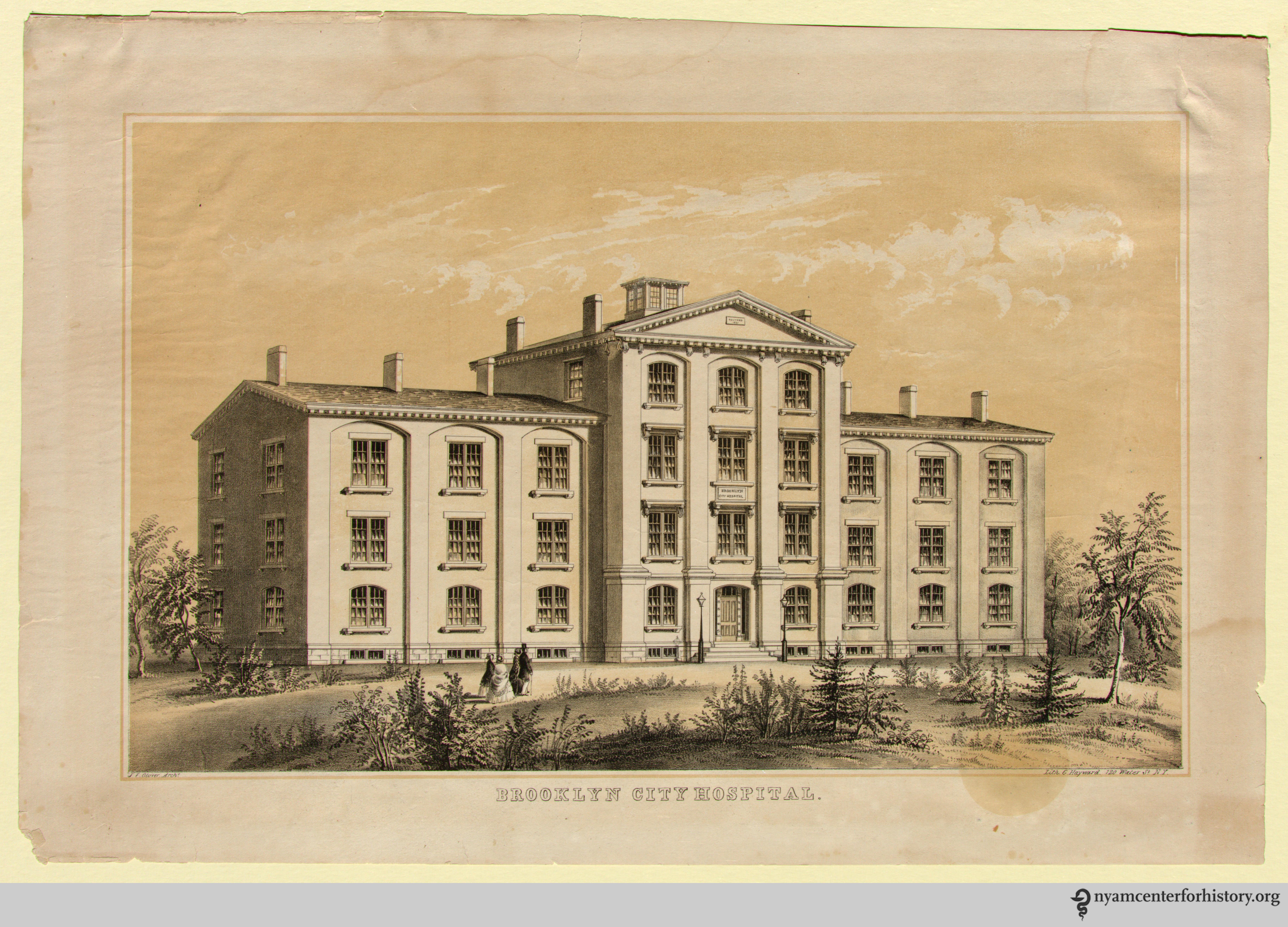 Brooklyn City Hospital