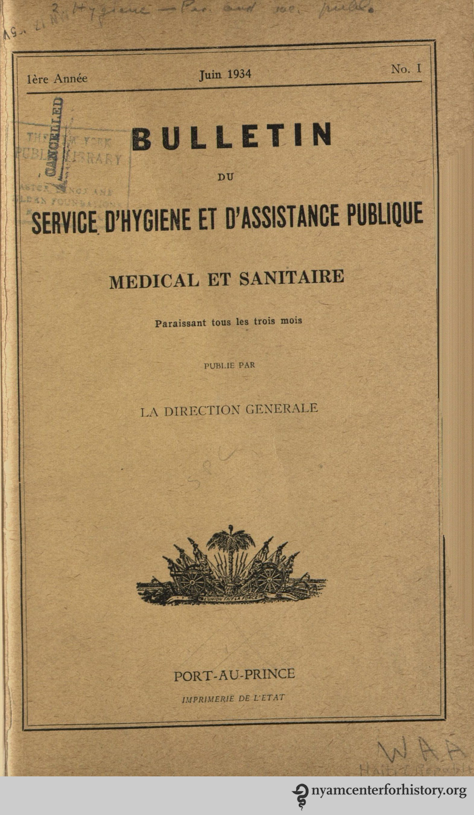 BulletinDuServiceDHygieneEtDAssistancePublique_Jun1934_1_watermark