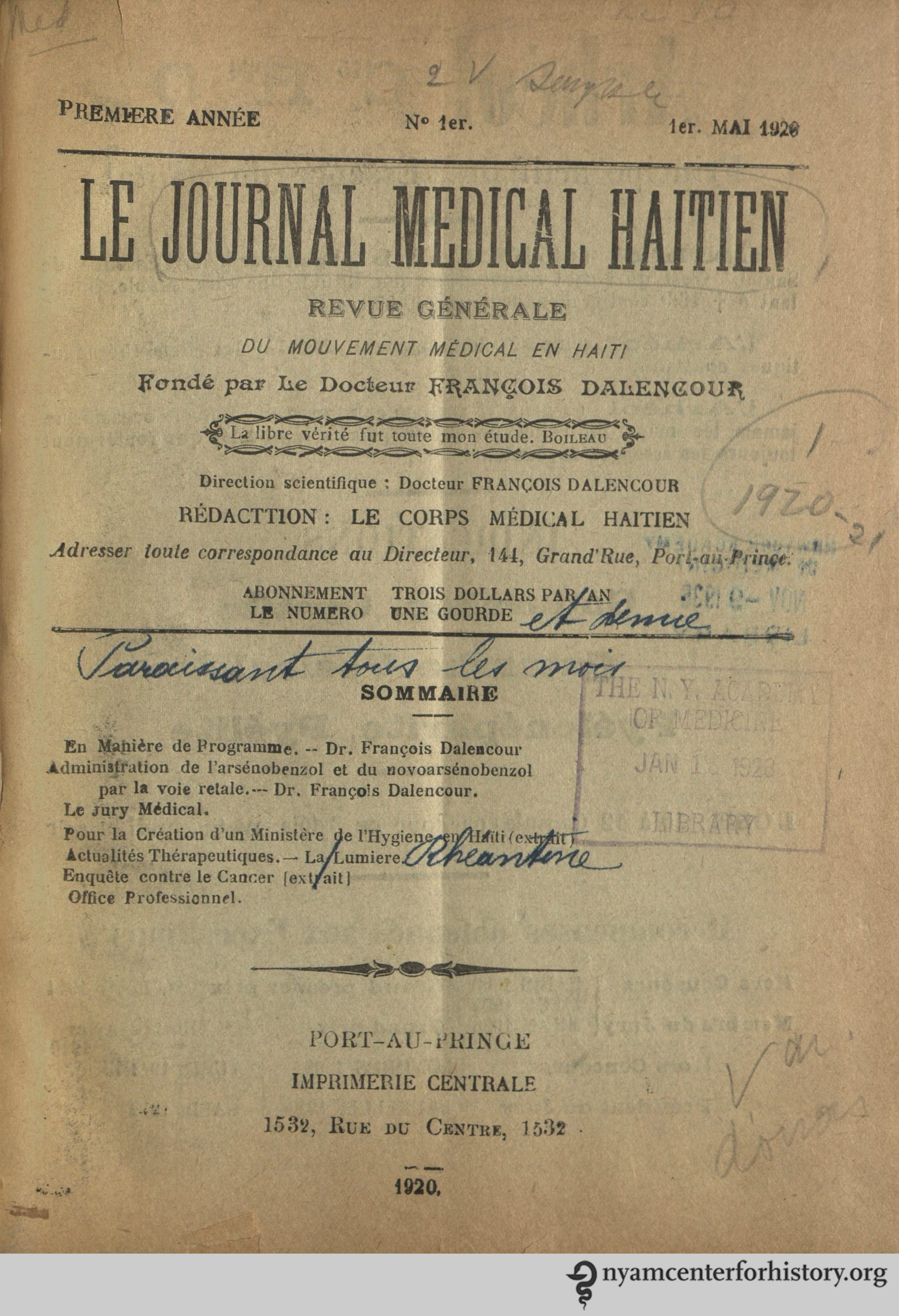 LeJournalMedicalHaitien_May1920_1_watermark